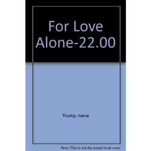 Title: For Love Alone2200