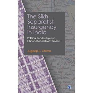 The Sikh Separatist Insurgency in India: Political Leadership and Ethnonationalist Movements