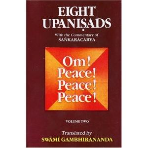 Eight Upanishads: v.2: Aitareya,Mundaka,Mandukya & Karika,and Prashna: Vol 2