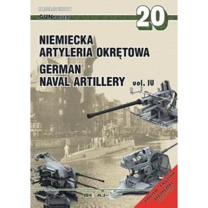 German Naval Artillery vol. IV (Gun Power)
