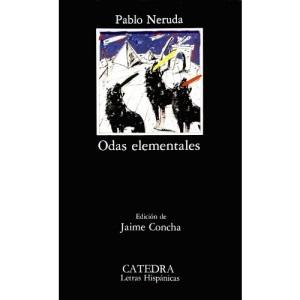 Odas Elementales (Letras Hispanicas)