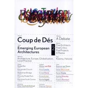 Coup De Des: Emerging European Architectures: Issue 2