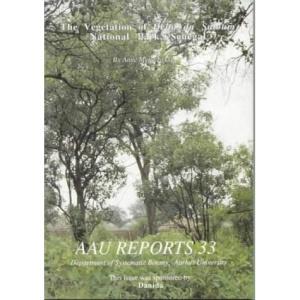 The Vegetation of Delta Du Saloum National Park, Senegal (AAU Reports)