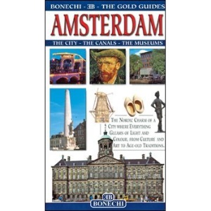 Amsterdam (Gold Guides to Capital Cities of Europe)