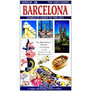Barcelona (Gold Guides to Popular European Cities)