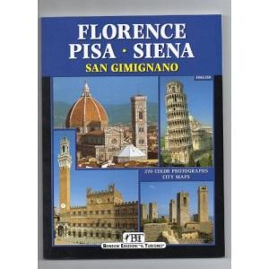 Florence, Pisa, Sienna and San Gimignano