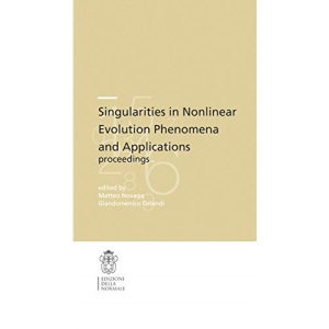 Singularities in nonlinear evolution phenomena and applications (Publications of the Scuola Normale Superiore / CRM Series)