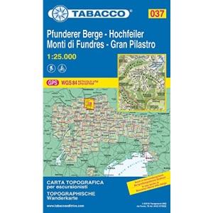 Gran Pilastro 037 GPS Monti di Fundres