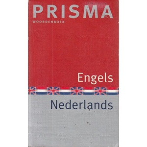 Prisma English-Dutch Dictionary (Prisma-woordenboeken)