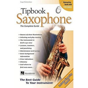 Tipbook Saxophone: The Complete Guide