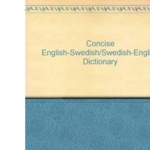 Concise English-Swedish/Swedish-English Dictionary
