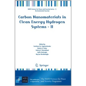 Carbon Nanomaterials in Clean Energy Hydrogen Systems - II: 2 (NATO Science for Peace and Security Series C: Environmental Security)
