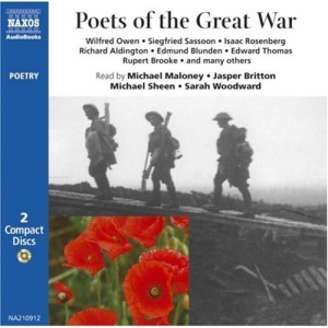 Poets of the Great War (Poetry) [2 Disc Set]