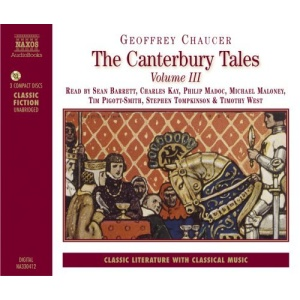 The Canterbury Tales III: The Summoner's Tale, The Friar's Tale, The Manciple's Tale, The Doctor's Tale, The Seaman's Tale, The Lawyer's Tale