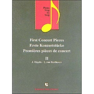 First Concert Pieces II (Music Scores)