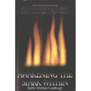 Awakening the Spark Within: Five Dynamics of Leadership That Can Change the World (Teachings of Kabbalah)