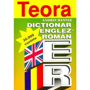 Teora English-Romanian Dictionary