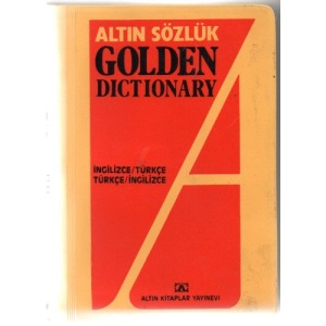 Golden English-Turkish Dictionary
