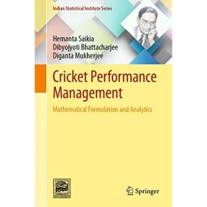 Cricket Performance Management: Mathematical ...