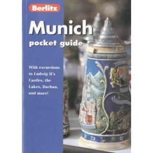 Berlitz Munich Pocket Guide (Berlitz Pocket Guides)