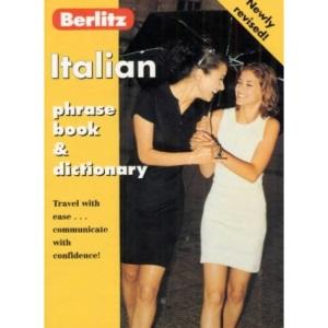 Berlitz Italian Phrase Book (Berlitz Phrase Books)