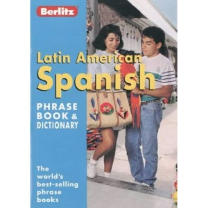 Spanish Phrase Book (Berlitz Phrasebooks)