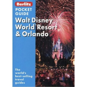 Walt Disney World Berlitz Pocket Guide (Berlitz Pocket Guides)