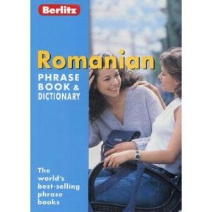 Berlitz Romanian Phrase Book and Dictionary (Berlitz Phrasebooks)