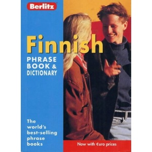 Finnish Berlitz Phrase Book and Dictionary (Berlitz Phrasebooks)