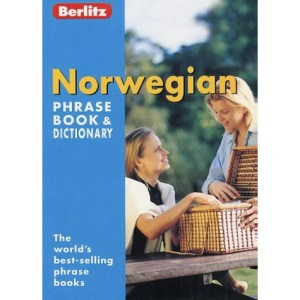Norwegian Berlitz Phrase Book and Dictionary (Berlitz Phrasebooks)