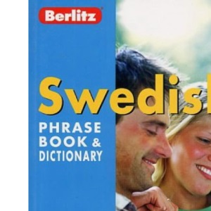 Swedish Berlitz Phrase Book and Dictionary (Berlitz Phrase Books)