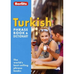 Turkish Berlitz Phrase Book and Dictionary (Berlitz Phrasebooks)