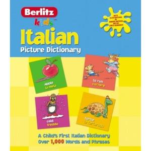 Berlitz Kids Italian Picture Dictionary (Berlitz Picture Dictionaries)