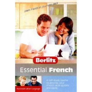 French Berlitz Essential (Berlitz Handbooks)
