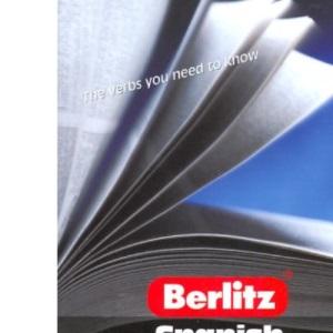Spanish Verb Berlitz Handbook (Berlitz Handbooks)