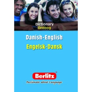 Danish-English Berlitz Bilingual Dictionary (Berlitz Dictionaries)