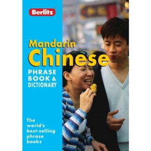 Chinese Mandarin Berlitz Phrase Book (Berlitz Phrasebooks)
