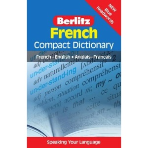 French Berlitz Compact Dictionary (Berlitz Compact Dictionaries)