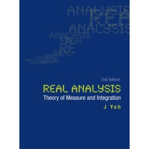 Real Analysis: Theory of Measure and Integration