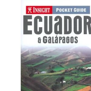Ecuador Insight Pocket Guide (Insight Pocket Guides)