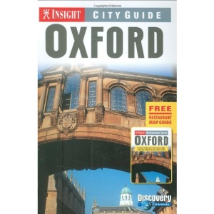 Oxford Insight City Guide (Insight City Guides)