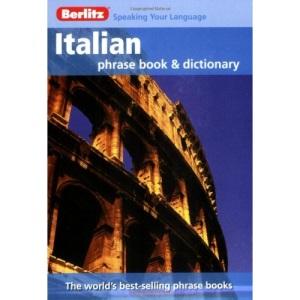 Berlitz Italian Phrase Book & Dictionary (Berlitz Phrase Book & Dictionary)