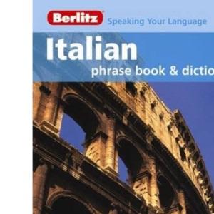 Italian Berlitz Phrase Book (Berlitz Phrase Books)