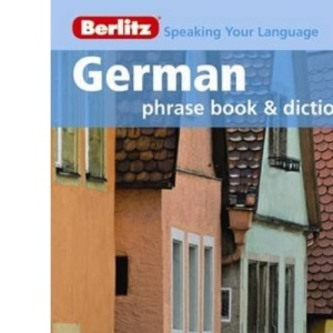 German Berlitz Phrase Book (Berlitz Phrase Books)