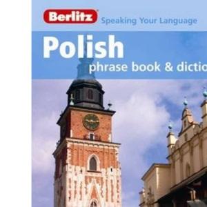 Polish Berlitz Phrase Book (Berlitz Phrase Books)