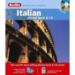 Berlitz: Italian Phrase Book & CD (Berlitz Phrase Book & CD)