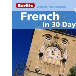 French Berlitz in 30 Days