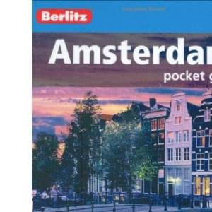 Amsterdam Berlitz Pocket Guide (Berlitz Pocket Guides)