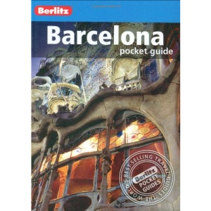 Barcelona Berlitz Pocket Guide (Berlitz Pocket Guides)