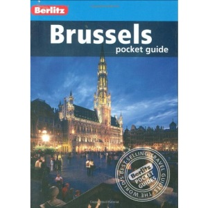 Brussels Berlitz Pocket Guide (Berlitz Pocket Guides)